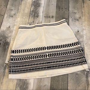 *NWT!!! MNG Linen Skirt